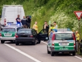 Polizeieinsatz-Autobahn-SLS