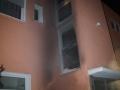 Brand Fassade