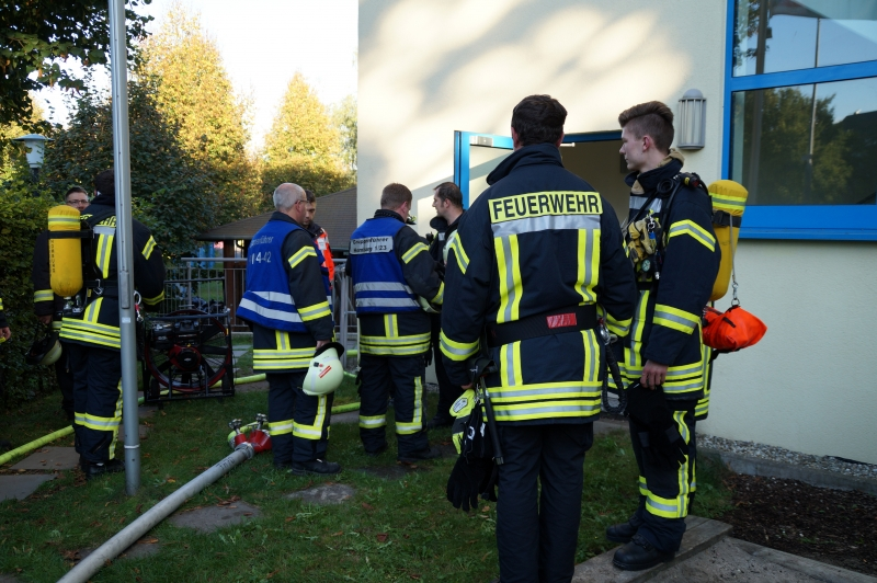 Brand in Homburger Jugendherberge u2013 150 Menschen evakuiert ...