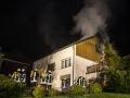 Dachstuhl-Brand-Bilsdorf