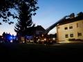 Dachstuhlbrand - Neunkirchen/Wiebelskirchen - 26.10.2014