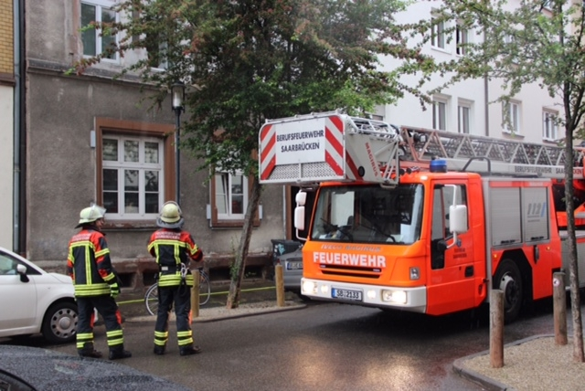Verkehrsmeldung Saarbrücken