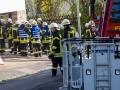 Heizungsbrand Ludweiler - 24.10.2014