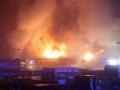 Lagerhallenbrand Neunkirchen-24