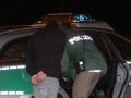 Der Wohnungsinhaber wurde wegen Drogenbesitzes festgenommen