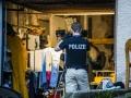 Polizei-Sondereinsatz