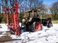 Traktor-Brand-