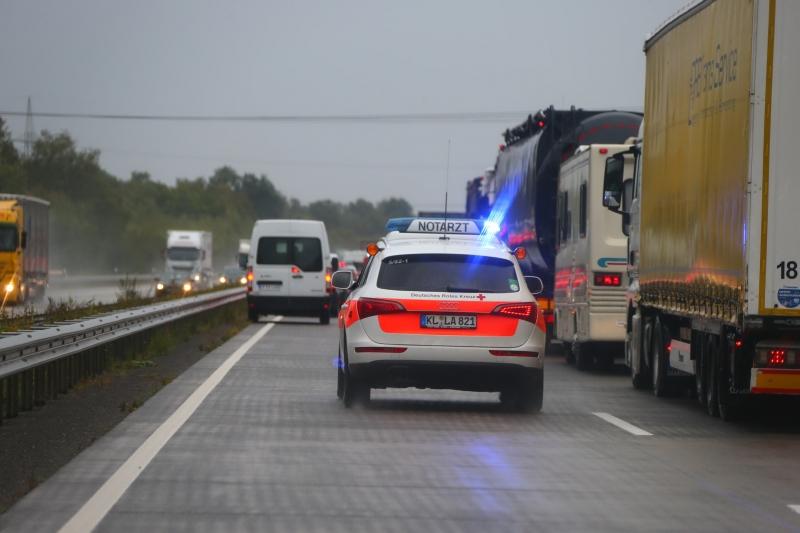 A6 Verkehrsmeldung