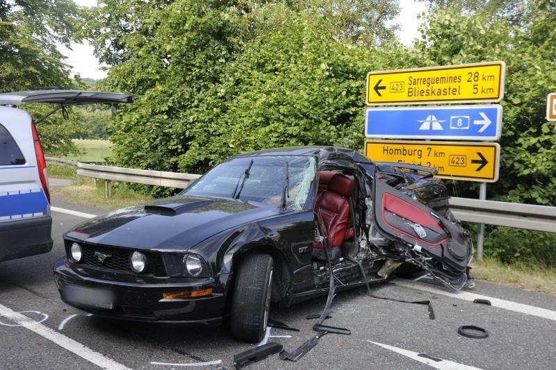 Verkehrsunfall Heute