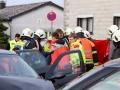 Kreuzungs-Crash Merchweiler-6