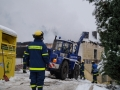 Wohnhausbrand Münchwies