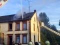 Wohnhausbrand Nunkirchen - 27.10.2014