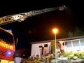 Wohnhausbrand Ottweiler - 26.10.2014