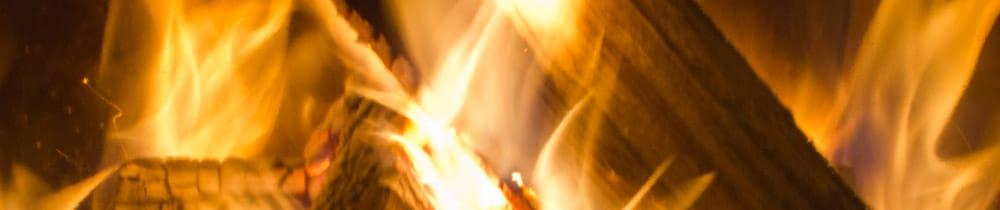 Brandgefahren in der Adventszeit