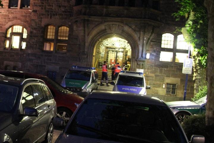 Polizei Dillingen / Archivbild
