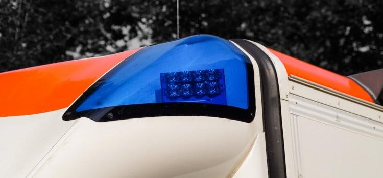 Symbol RTW-Blaulicht (Hegi)