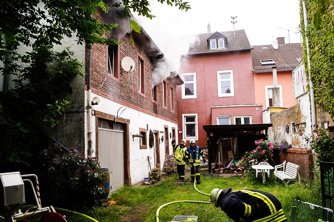 Brand Wohnung Ottweiler (5)