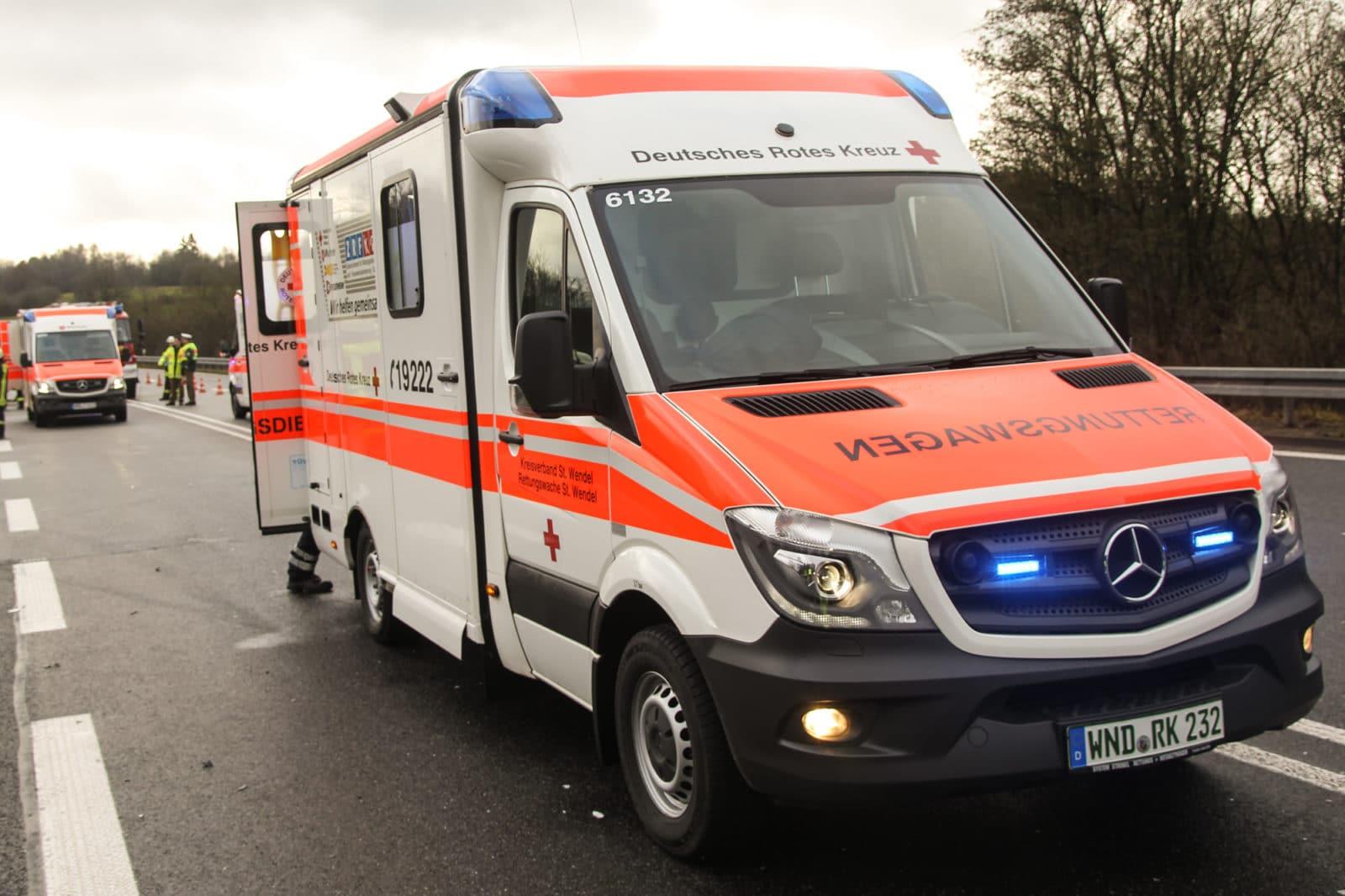 Symbolbild RTW Rettungswagen