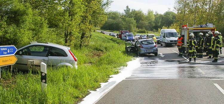 Unfall-Nunkirchen