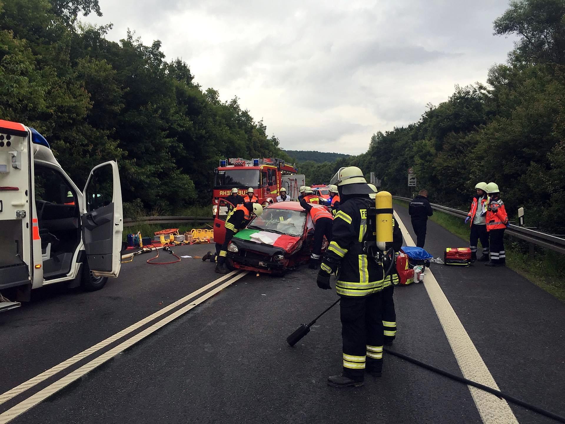 Unfall Heute Morgen