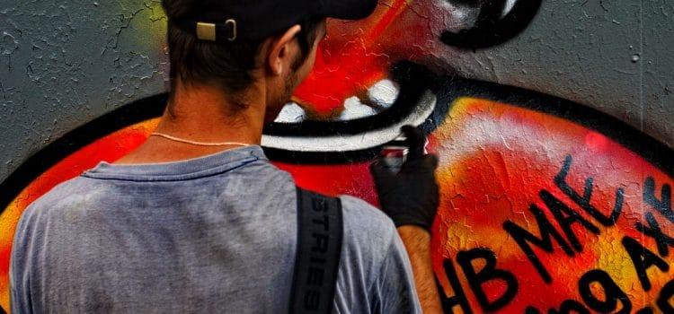 Graffitisprayer