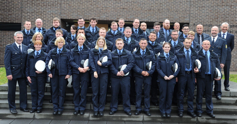 neuer ordnungsdienst entlastet saar polizei - Bewerbung Polizei Saarland