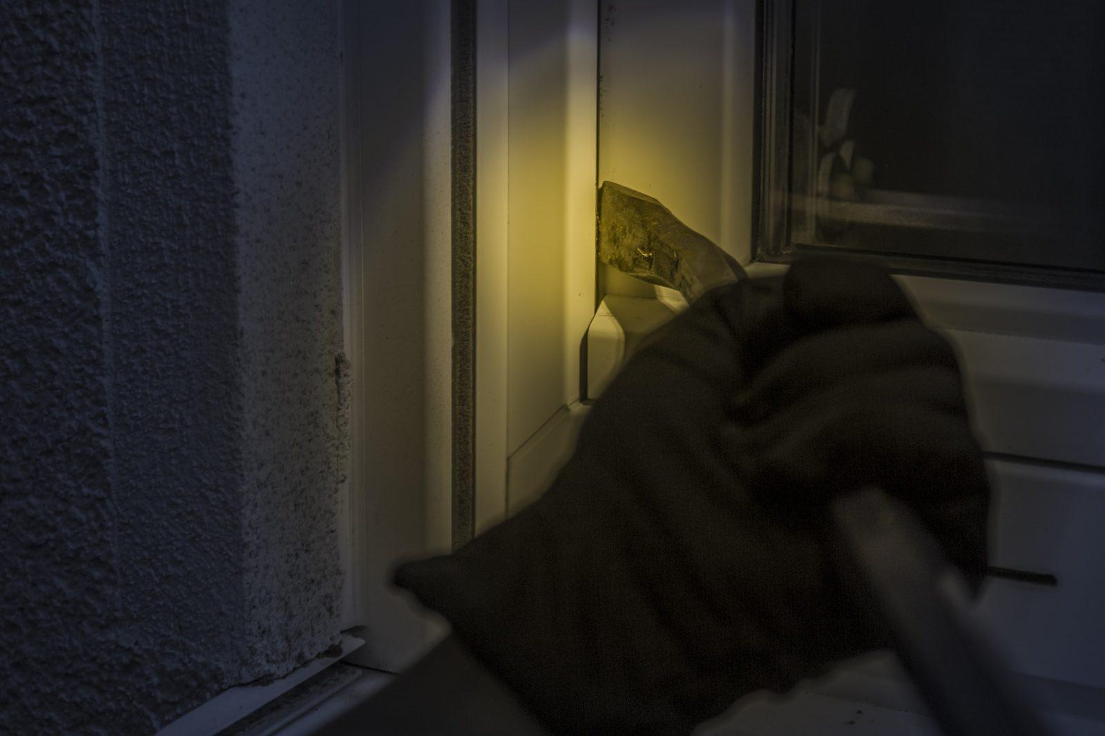 Wohnungseinbruchsdiebstahl bei Anwesenheit der Bewohner in Homburg - Blaulichtreport-Saarland