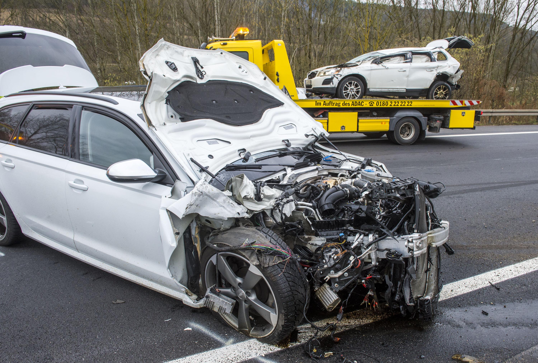 Unfall A8 Aktuell
