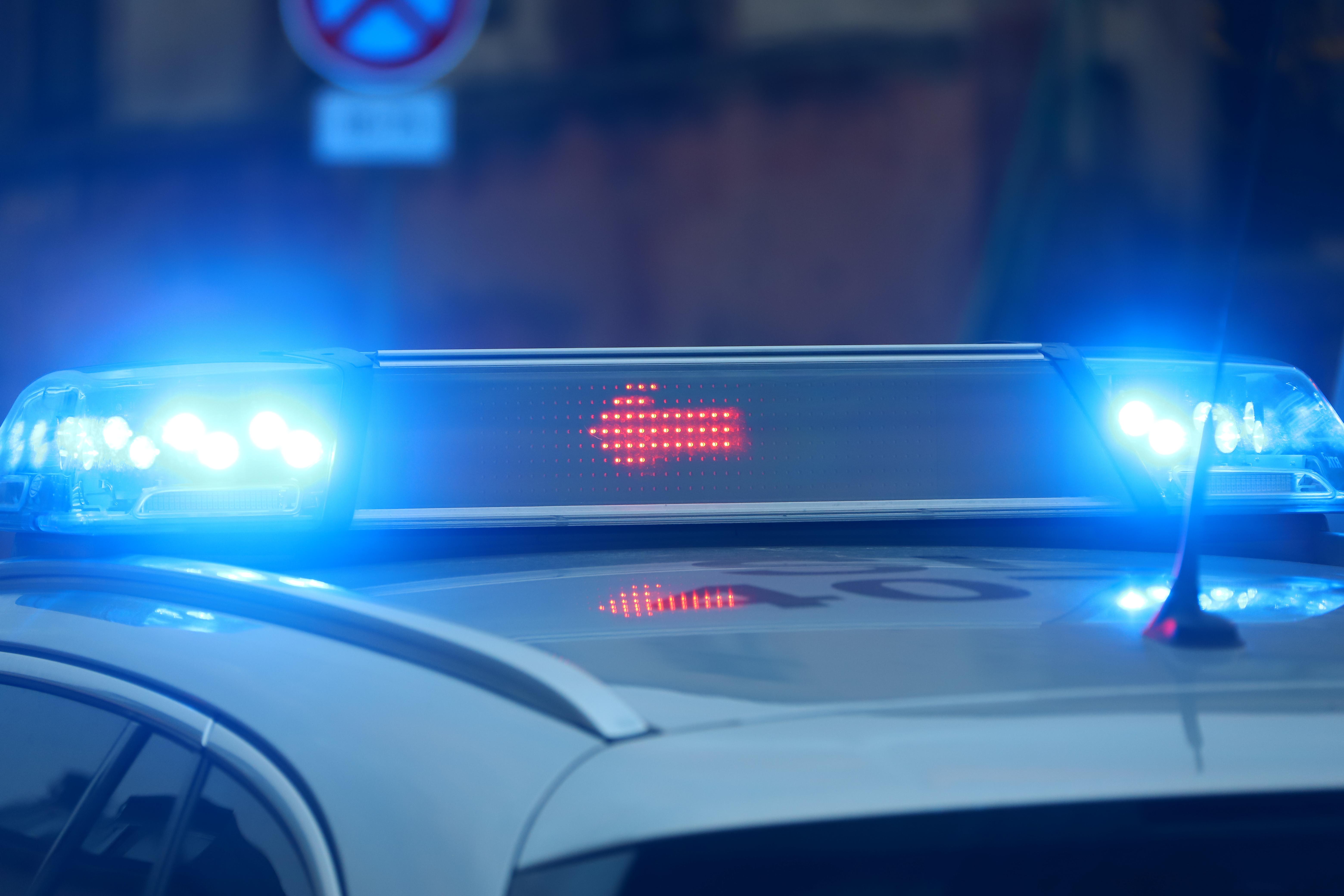 Verkehrsbehinderungen im Kreisverkehr in Bexbach   Blaulichtreport-Saarland.de - Blaulichtreport-Saarland