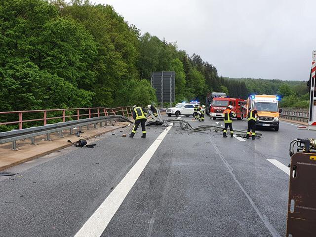 Verkehrsunfall Heute A1