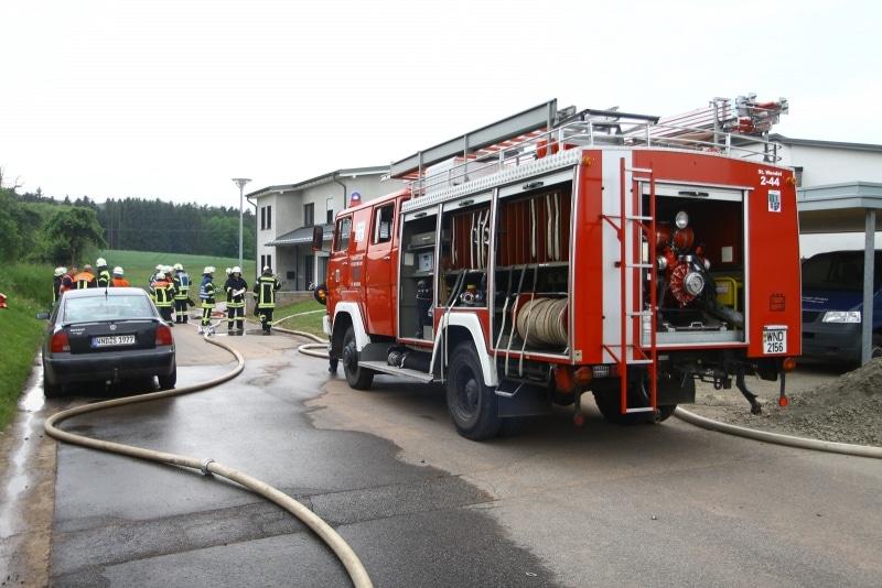 Brand-Wohnhaus-Bliesen