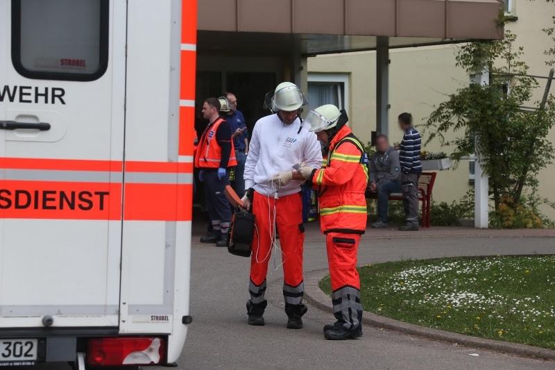 1 Toter und 22 Verletzte bei Brand in Saarbrücker