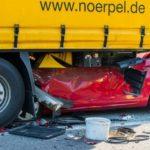 Unfall-A8-Niedmuendung